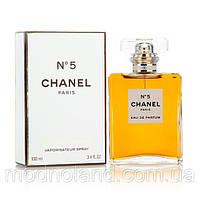 Женская парфюмированная вода Chanel №5 100 ml (Шанель №5)
