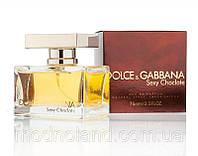 Женская парфюмированная вода Dolce & Gabbana Sexy Chocolate 75 ml (Дольче Габанна Секси Чоклат)