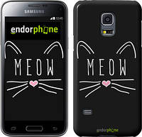 "Чехол на Samsung Galaxy S5 mini G800H Kitty ""3677u-44"""
