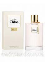 Женская туалетная вода Chloe Love Florale 75 ml (Хлое Лав Флораль)
