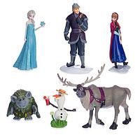 Игровой набор с фигурками Холодное сердце Frozen Disney