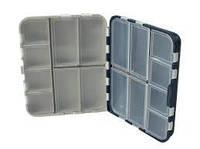 Коробка двойная 16 ячеек с крышками Aquatech 2416 (120x100x35 мм)