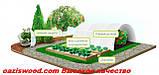 Агроволокно р-30g 1,6*500м AGREEN 4сезона белое Итальянское качество, фото 6