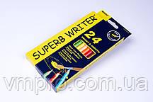 """Акварельні олівці кольорові""""MARCO"""" Superb Writer,№4120-24CB (24 кольори+пензлик)"""
