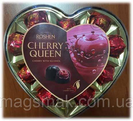 Конфеты в коробке ROSHEN Cherry Queen Love, 94,5 г, фото 2