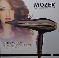 Фен для волос MOZER MZ-4990 3000W, Мощный фен