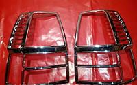Накладки на стопы Honda CR-V 3