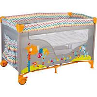 Манеж кроватка для путешествия BAOBAB TUC TUC