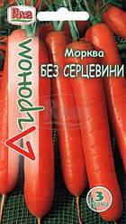 Морковь без сердцевины 3г