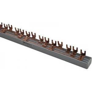 Шина U 3P 3-фазная 63А 1м, фото 2