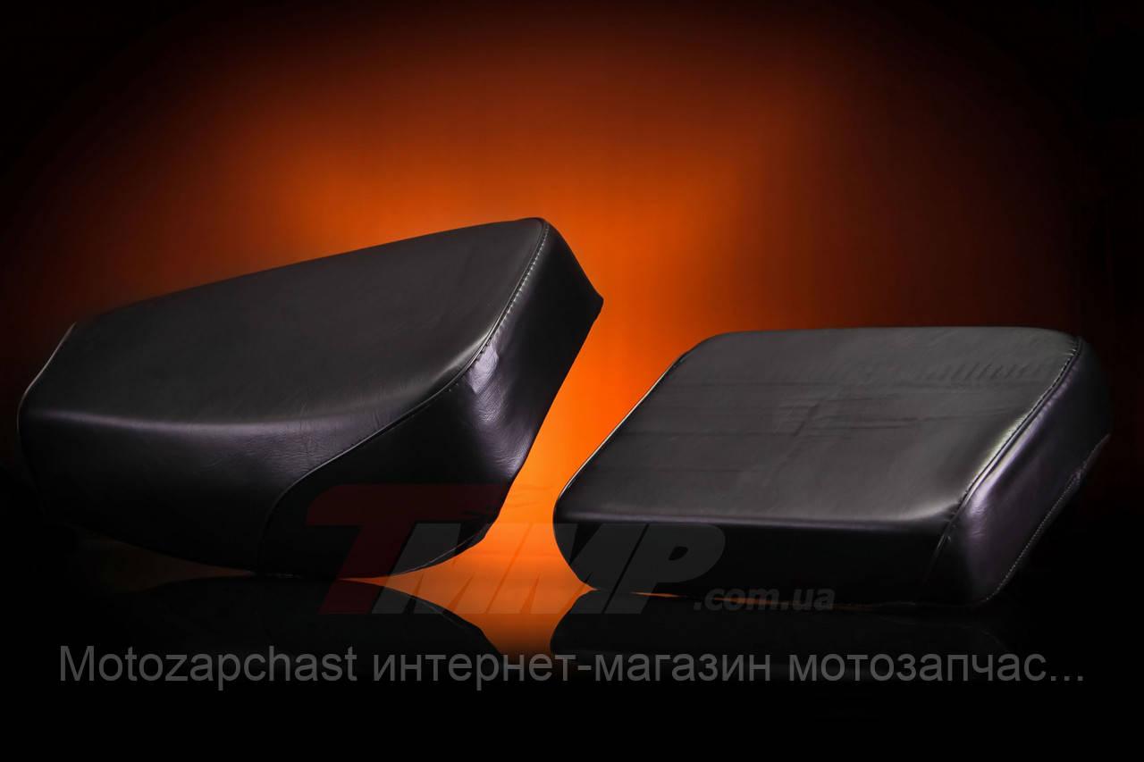 Сиденье на мопед Дельта (Delta) комплект  - «Motozapchast» интернет-магазин мотозапчастей в Харькове
