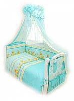 Детская постель Twins Comfort Утята с шариками С-025