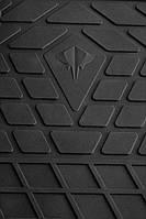 Резиновые передние коврики для Ford Kuga II 2013- (STINGRAY)