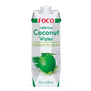 ВЕГА кокосовая вода 1 л