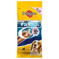 Pedigree Denta Stix 77g жевательные палочки для собак