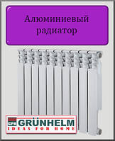 Алюминиевый радиатор Grunhelm GR 500-80 AL