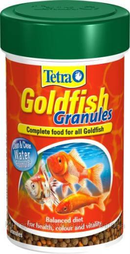 Tetra Goldfish Granules 250 мл