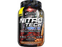 Nitro Tech Power 907 g triple chocolate supreme
