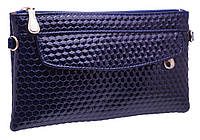 Стильный женский клатч 9870 blue