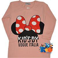 """Детская туника """"Kid`s By Vogue"""" , трикотаж (интрелок) , для девочки от 5-9 лет"""