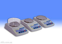 Весы лабораторные электронные ТВЕ-0,15-0,001/2, Ваги лабораторні ТВЕ-0,15-0,001/2 (автокалібровка)