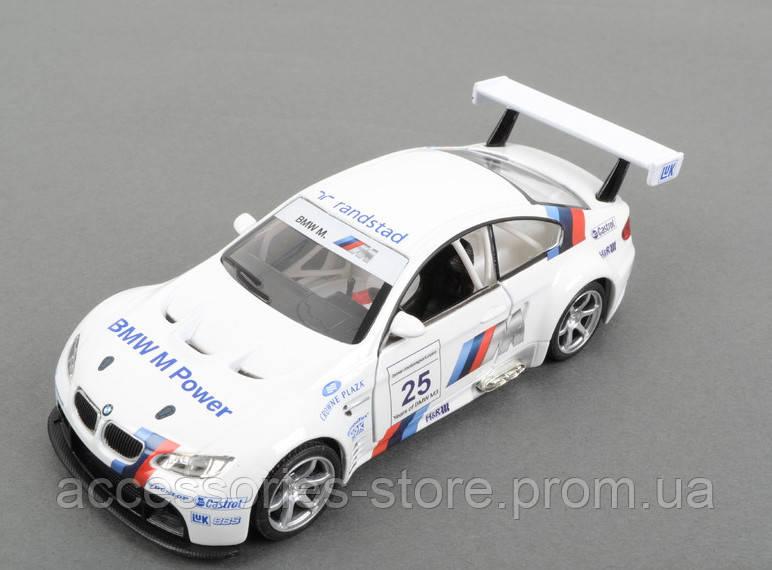 Автомобиль игрушка BMW M3 GT2 (E92) – Light and Sound
