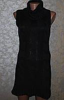 Платье туника. теплое! б/у