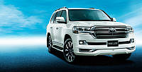 ОБВЕС MODELLISTA ДЛЯ TOYOTA LAND CRUISER 200 2016+