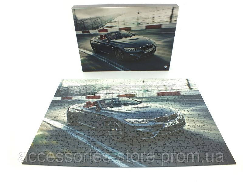 Пазл BMW M4 Convertible Puzzle