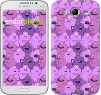 "Чехол на Samsung Galaxy Mega 5.8 I9150 Принцесса Пупырка. Adventure Time. Lumpy Space Princess v3 ""1228u-309"""
