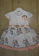 Детское нарядное платье на деток