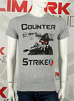 Молодежная футболка Counter Strike, Valimark