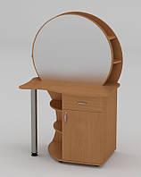 """Оригинальная мебель для спальни. Элегантное трюмо от мебельной фабрики """"Компанит"""", модель Трюмо-3"""