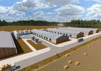 Модернизация и капитальный ремонт, новое строительство «под ключ» и реконструкция животноводческих ферм и комп