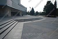 Облицовка гранитной плиткой