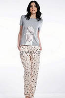 Пижама женская с брюками ELLEN 084