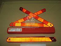 Знак аварийный в пластиковой коробке 2 шт. DK-0506-58