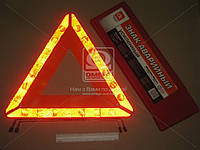 Знак аварийный в пластиковой коробке усиленный DK-0507-60