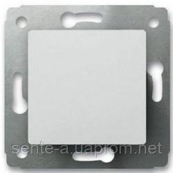Механизм кнопки 1-клавишной белый 773611 Legrand Cariva