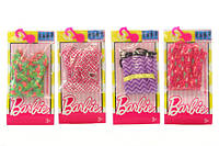 Универсальные платья для кукол (для всех типов фигур) в ассортименте, Barbie  Fbb66 FCT16