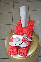 Кот матроскин текстильная игрушка ручной работы
