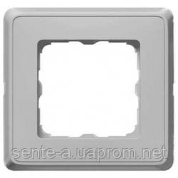 Рамка 1 пост алюминий Legrand Cariva 773671
