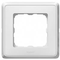 Рамка 1 пост белый Legrand Cariva 773651