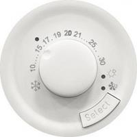 Лицевая панель комнатного термостата  белый 68240 Legrand Celiane