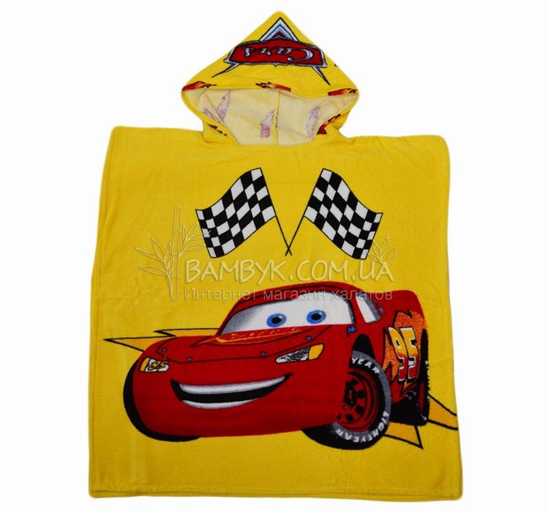 Детское полотенце с капюшоном (пончо) Merzuka
