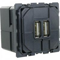 Механизм зарядное устройство USB 67462 Legrand Celiane