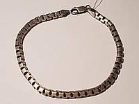 Серебряный браслет (Венецианка). Артикул 860 9/20