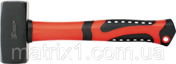 Кувалда, 1000 г, фибергласовая обрезиненная рукоятка// MTX