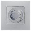 Механизм термостата для тёплых полов алюминий 672430 Legrand Etika, фото 2