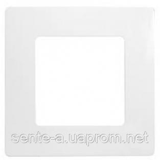 Рамка 1 пост белый 672501 Legrand Etika